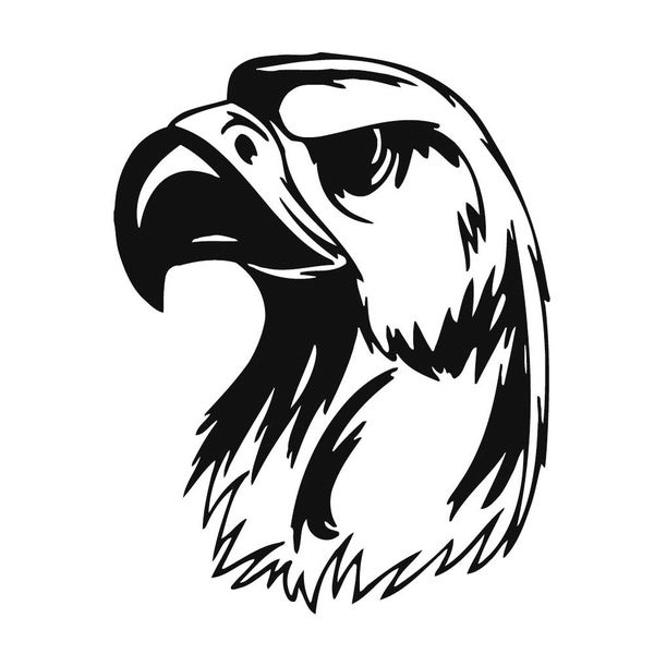 shop eagle head bird vinyl wall art free shipping on orders over Into Darkness Klingon Bird of Prey eagle head bird vinyl wall art