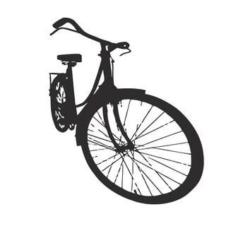 Bicycle Vinyl Wall Art