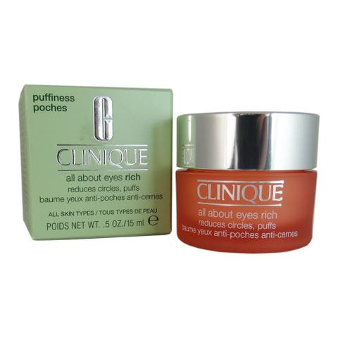 Clinique All About Eye Rich 0.5-ounce Cream