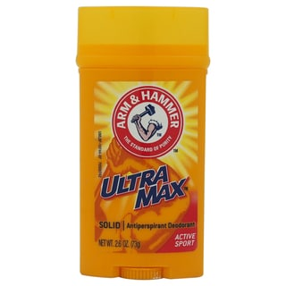 Arm & Hammer Ultramax Invisible Solid Wide Stick Active Sport Deodorant