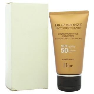 Dior Bronze Beautifying 1.7-ounce Protective Suncare for Face