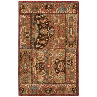 Nourison Living Treasures Multicolor Rug (1'9 x 2'9)
