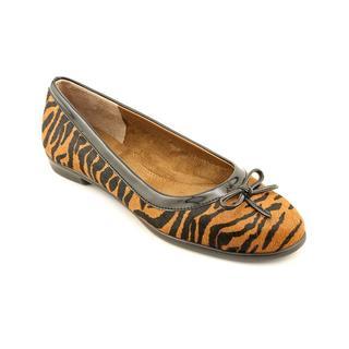 Aerosoles Women's 'Bec 2 Differ' Hair Calf Casual Shoes - Wide