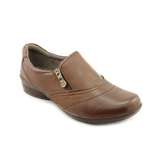Naturalizer Women's 'Clarissa' Leather Casual Shoes - Extra Wide (Size 8 )