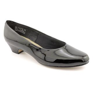 Soft Style by Hush Puppies Women's 'Angel II' Patent Dress Shoes - Extra Wide (Size 10 )