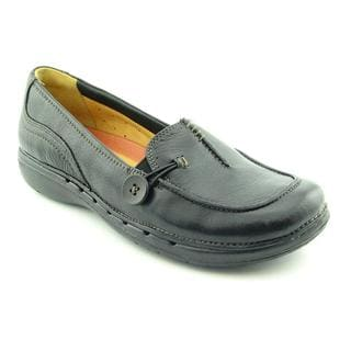 Unstructured By Clarks Women's 'UN. Believable' Leather Casual Shoes - Narrow (Size 8 )