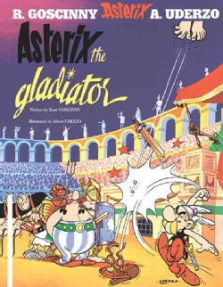 Asterix and the Gladiator (Paperback)
