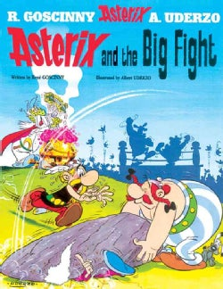 Asterix and the Big Fight (Paperback)