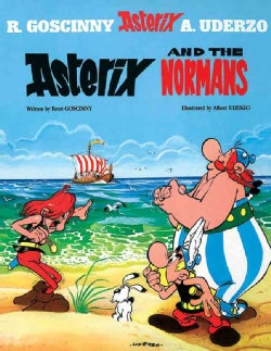 Asterix and the Normans (Paperback)