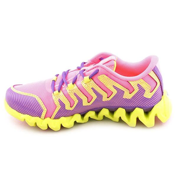 Shop Reebok Girl (Youth) 'Zigtech Shark 2.0' Mesh Athletic