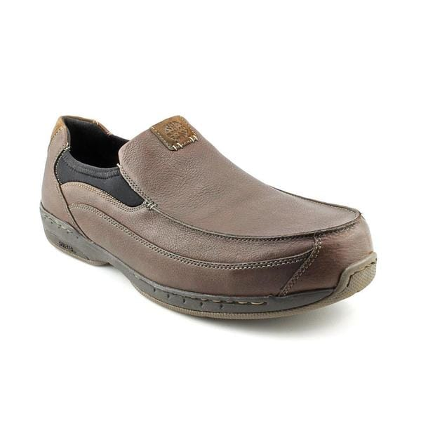3cdf291bc6 Shop Dunham Men s  Wade  Leather Casual Shoes - Extra Wide (Size 15 ) -  Free Shipping Today - Overstock - 8999107