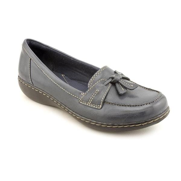 661ebf50b62 Shop Clarks Women s  Ashland Bubble  Leather Dress Shoes (Size 7.5 ...