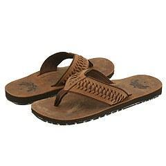 REEF Federale Bronze/Brown Sandals