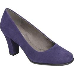 Women's Aerosoles Dolled Up Blue Suede