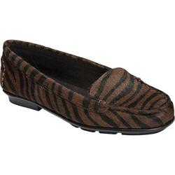 Women's Aerosoles Nu Day Zebra Leather