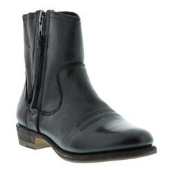 Women's Blackstone BW30 Black Full Grain Leather