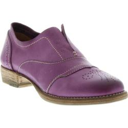 Women's Blackstone HL55 Purple Full Grain Leather
