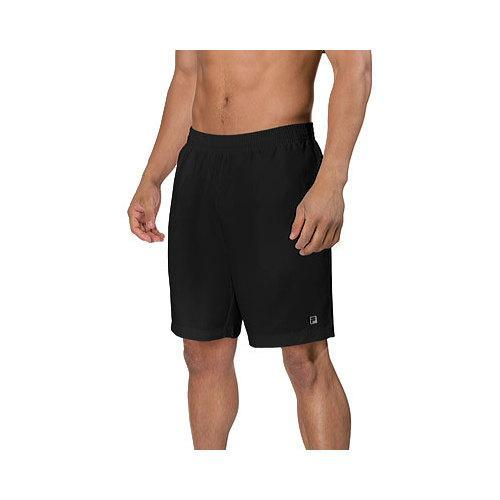 Men's Fila Fundamental 7in Hard Court Short Black