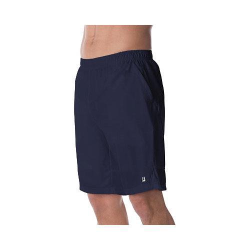 Men's Fila Fundamental Mesh Back Short Peacoat