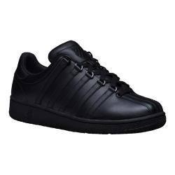 Men's K-Swiss Classic VN Black/Black|https://ak1.ostkcdn.com/images/products/90/474/P17465123.jpg?impolicy=medium