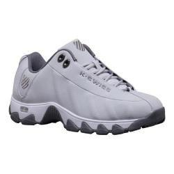 Men's K-Swiss ST329 CMF Gull Gray/Charcoal/Gunmetal