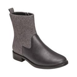 Women's Aerosoles Make A Wish Grey Wool/Faux Leather