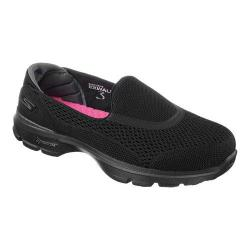 Women's Skechers GOwalk 3 Strike Walking Shoe Black