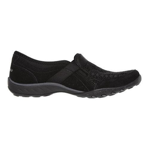 skechers relaxed fit breathe easy relaxation slip on shoes