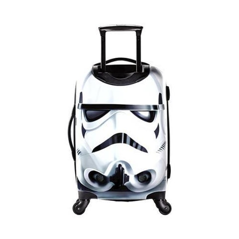 American Tourister by Samsonite Star Wars Storm Trooper 21-inch Hardside Spinner Suitcase