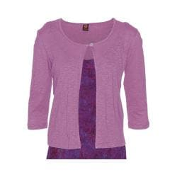 Women's Ojai Clothing Cardigan Top Pinkberry