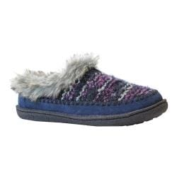 Women's Staheekum Serene Boucle Slipper Navy