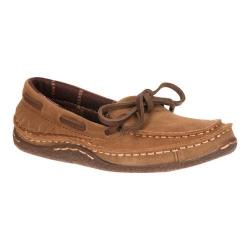 Children's Durango Boot DBT0130 Santa Fe Low Moccasin Desert Brown Leather