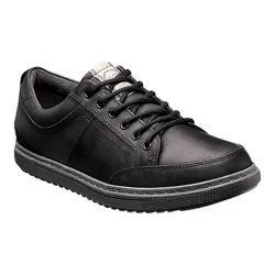 Men's Nunn Bush Anthony 84536 Moc Toe Oxford Black Leather