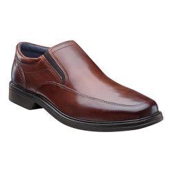 Men's Nunn Bush Calgary Slip-On Brown Leather