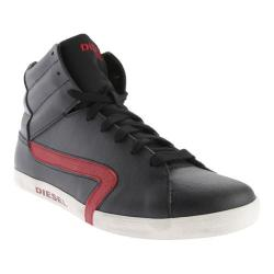 Men's Diesel Rikklub E-Klubb Hi Black/Chili Pepper