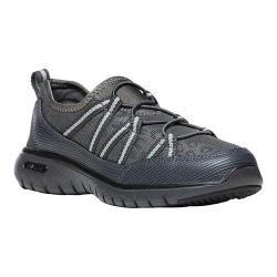 Women's Propet TravelLite Ghillie Sneaker Grey Leopard Mesh/Neoprene
