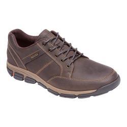 Men's Rockport Rocsports Lite ES Waterproof Mudguard Ox Dark Brown Leather
