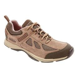 Women's Rockport Sidewalk Expressions Jelena New Taupe Suede/Mesh