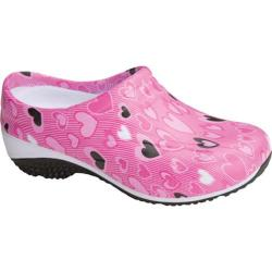 Women's AnyWear Exact Slip Resistant Clog All About Love|https://ak1.ostkcdn.com/images/products/90/849/P17489413.jpg?_ostk_perf_=percv&impolicy=medium