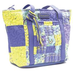 Women's Donna Sharp Leah Tote Lemon Drop