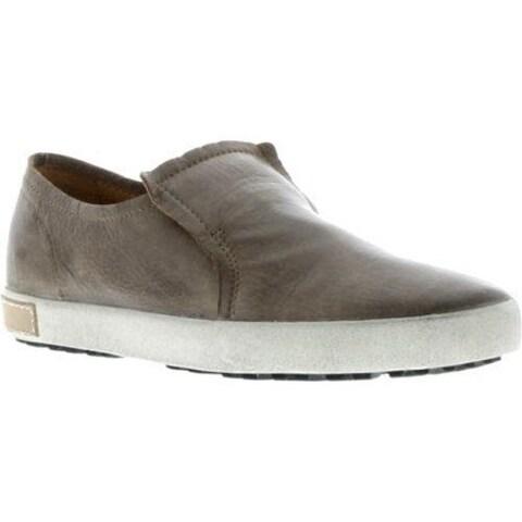 Women's Blackstone JL04 Slip On Sneaker Truffle Full Grain Leather