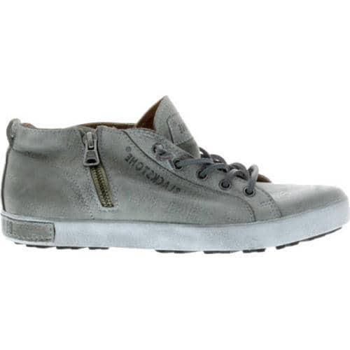 e886a71da1 Shop Women s Blackstone JL17 Zipper Sneaker Grey Metallic Full Grain ...