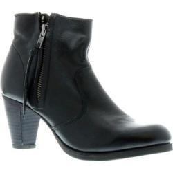 Women's Blackstone JL72 Ankle Boot Black Full Grain Leather