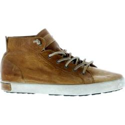 Men's Blackstone JM03 Mid Rise Sneaker Rust Full Grain Leather