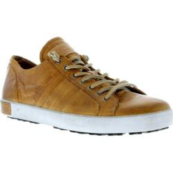 Men's Blackstone JM11 Leather Sneaker Rust Full Grain Leather