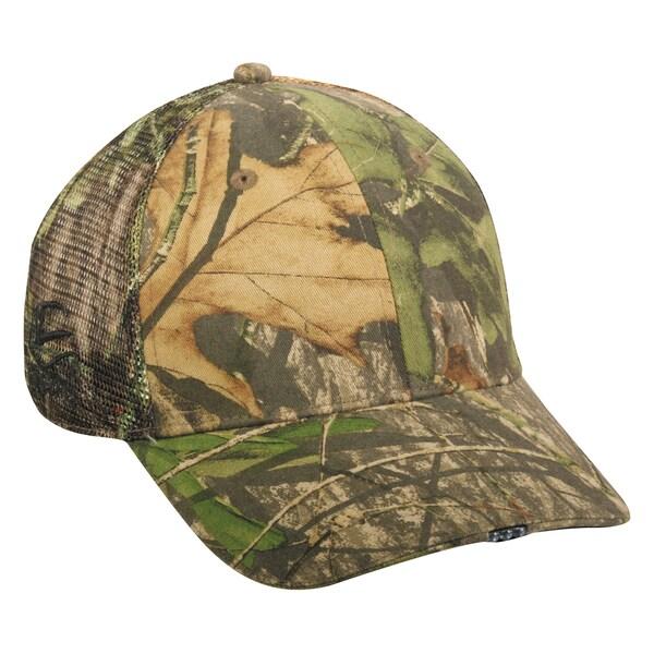 Mossy Oak 631 Hi-Beam Adjustable Hat