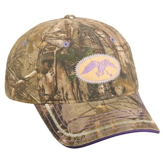 Duck Commander Felt Patch Women's Adjustable Hat