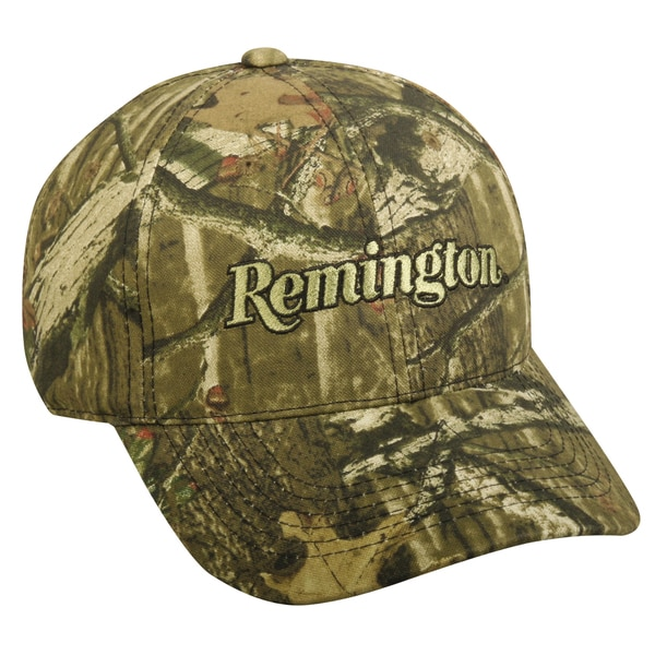 Remington Break-up Infinity Camo Adjustable Hat