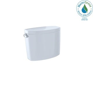 Toto Drake II and Vespin II, 1.28 GPF Toilet Tank, Cotton White (ST454E#01)