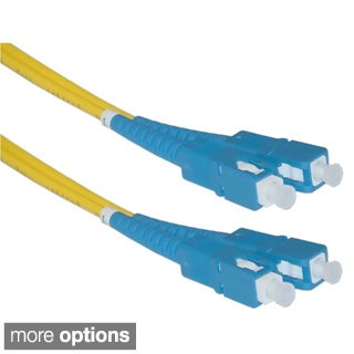 Offex Wholesale SC / SC Singlemode Duplex 9/125 Fiber Optic Cable